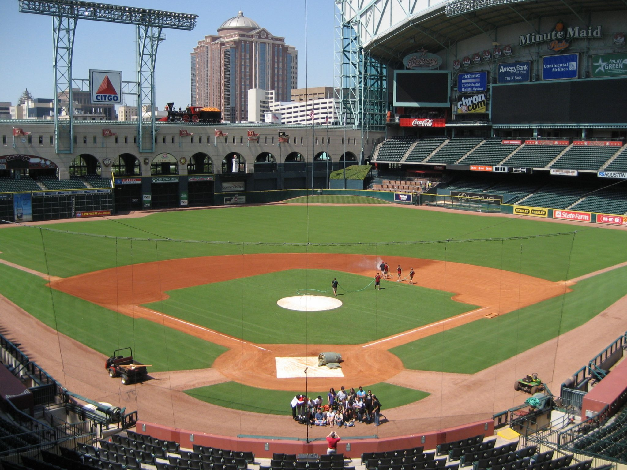 Minute Maid Park Parking Complete Guide 2019