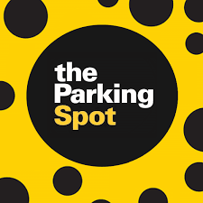 The parking spot logo