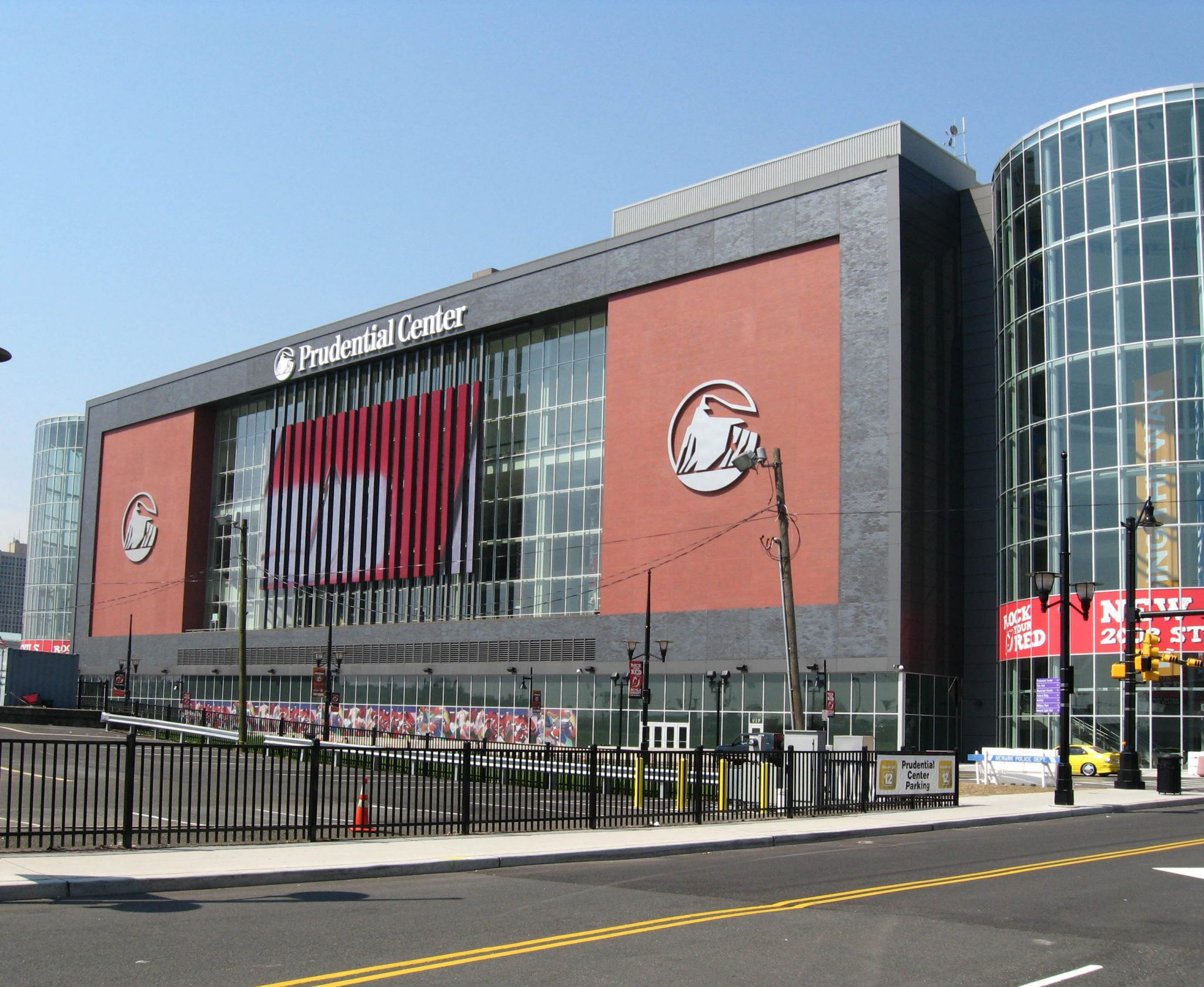 Prudential Center Parking