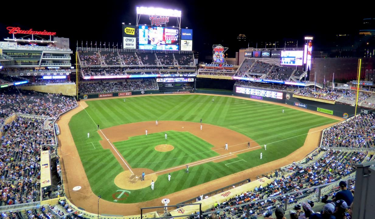 Target Field Parking Complete Guide in 2020