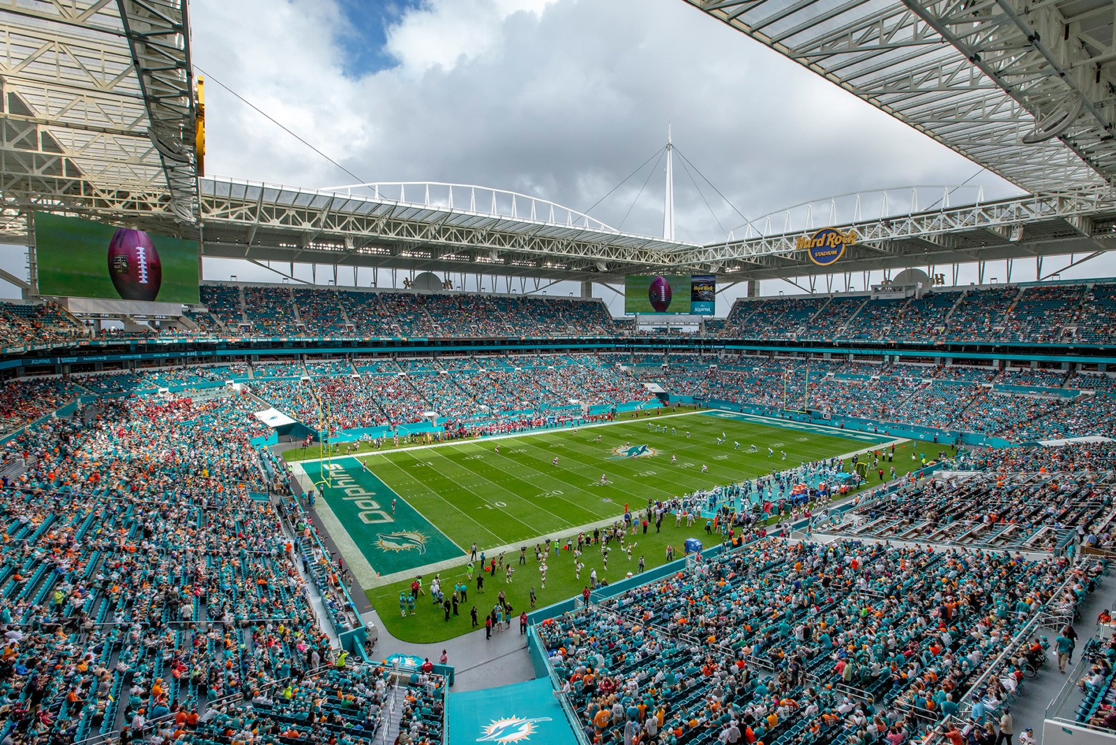 Hard Rock Stadium (Super Bowl Parking 2020) Parking