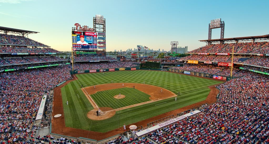 Citizens Bank Park Parking Information Guide