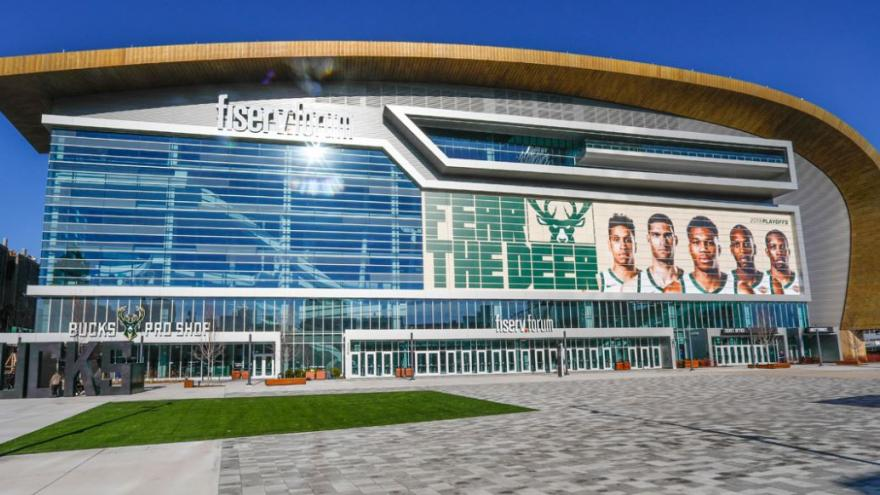 Milwaukee Bucks Firserv Forum Parking Information