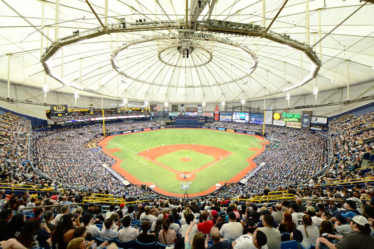 Tropicana Field Parking