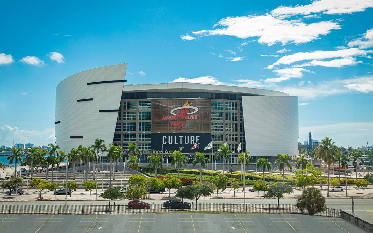 American Airlines Arena Parking