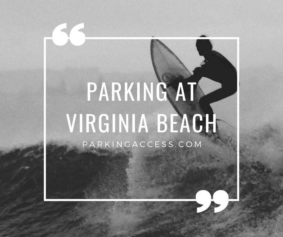 Virginia beach parking