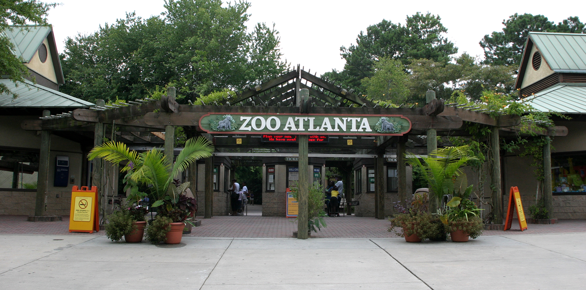 Zoo Atlanta Parking Guide 2021 How To Save Money